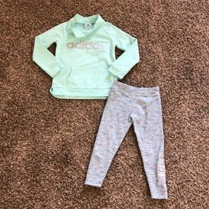 Adidas Girl Outfit